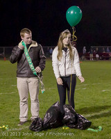 23144 VHS Homecoming Court 2013 101113