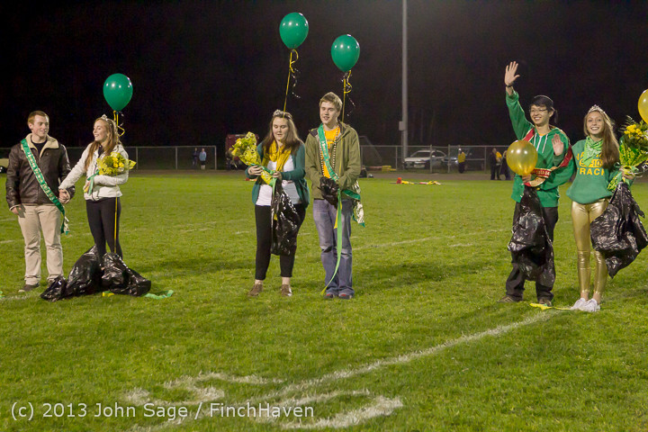 23153 VHS Homecoming Court 2013 101113