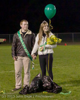 23154 VHS Homecoming Court 2013 101113