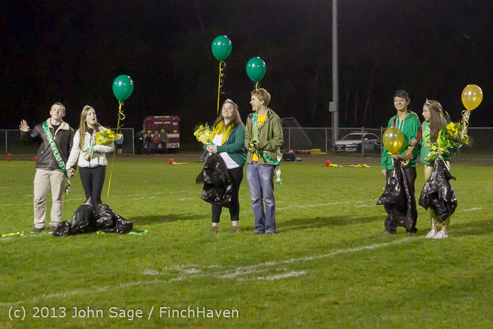 23171 VHS Homecoming Court 2013 101113