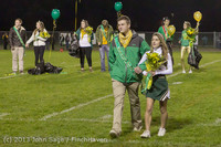 23205 VHS Homecoming Court 2013 101113