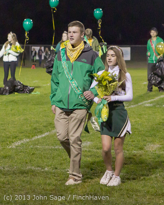 23206 VHS Homecoming Court 2013 101113