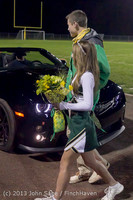 23211 VHS Homecoming Court 2013 101113