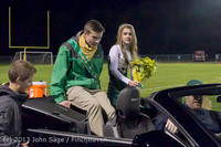23217 VHS Homecoming Court 2013 101113