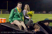 23222 VHS Homecoming Court 2013 101113