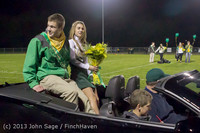 23224 VHS Homecoming Court 2013 101113