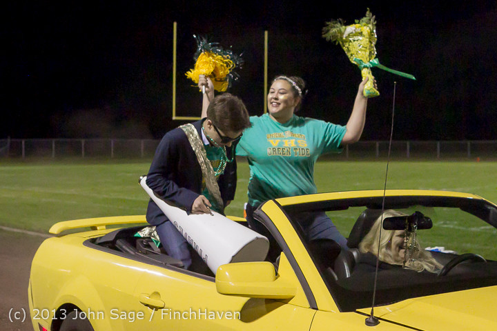 23244 VHS Homecoming Court 2013 101113
