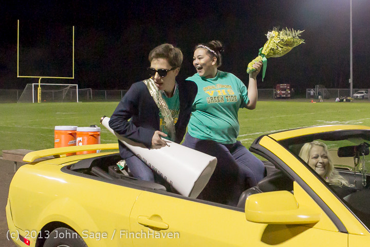 23247 VHS Homecoming Court 2013 101113