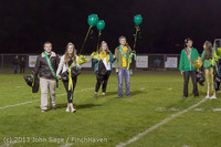 23253 VHS Homecoming Court 2013 101113