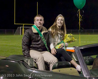 23272 VHS Homecoming Court 2013 101113