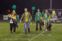 23282 VHS Homecoming Court 2013 101113