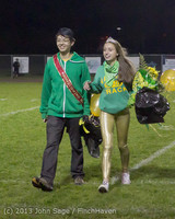 23311 VHS Homecoming Court 2013 101113