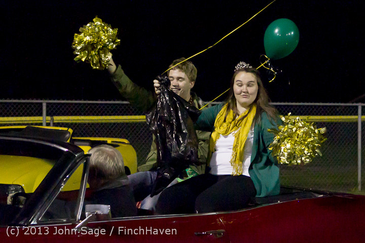23377 VHS Homecoming Court 2013 101113
