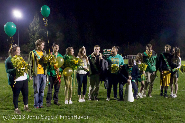 23414 VHS Homecoming Court 2013 101113