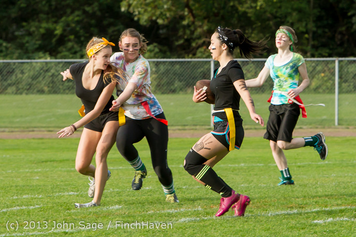 19633 VHS Powderpuff Game 2013 101113