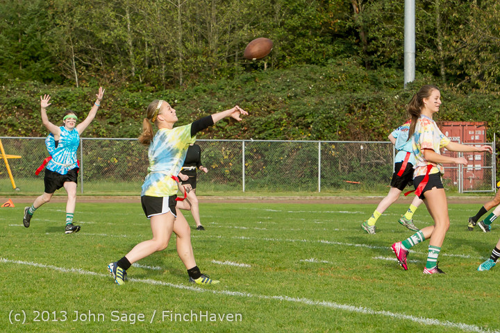 19731 VHS Powderpuff Game 2013 101113