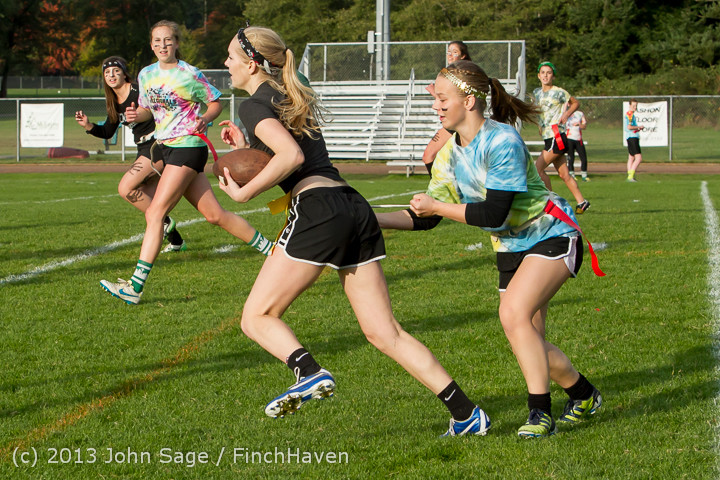 19900 VHS Powderpuff Game 2013 101113