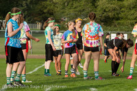 19945 VHS Powderpuff Game 2013 101113