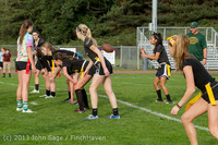 19976 VHS Powderpuff Game 2013 101113