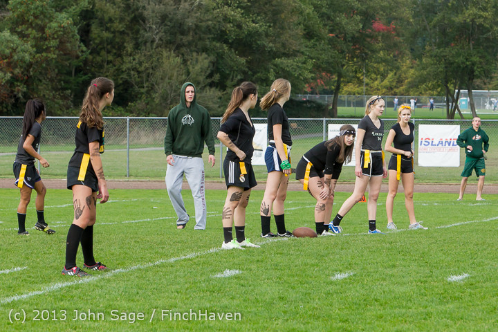 20252 VHS Powderpuff Game 2013 101113