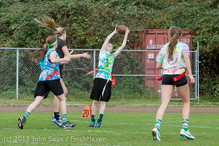 20445 VHS Powderpuff Game 2013 101113