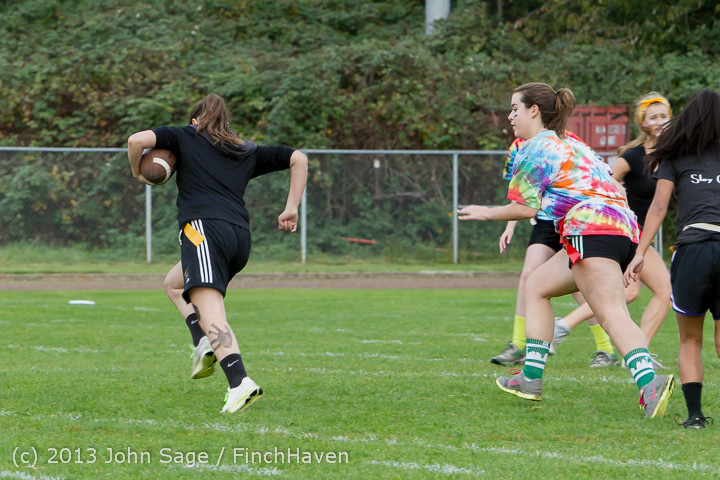 20840 VHS Powderpuff Game 2013 101113