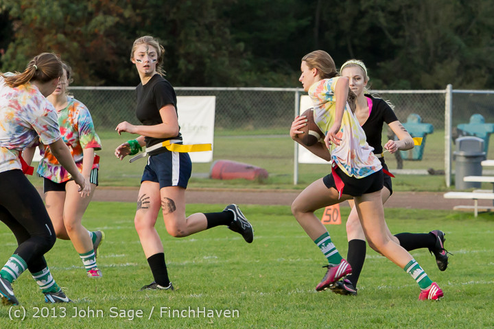 21150 VHS Powderpuff Game 2013 101113