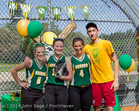 3270-b VHS Softball Seniors Night 2014 051414
