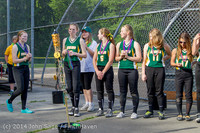 4827 VHS Softball Seniors Night 2014 051414