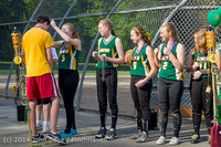 4844 VHS Softball Seniors Night 2014 051414