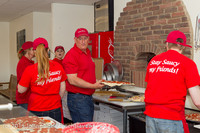 0497 Saucy Sisters Pizza Opening 050813