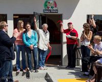 0577 Saucy Sisters Pizza Opening 050813