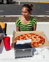 0644 Saucy Sisters Pizza Opening 050813