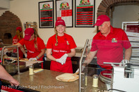 0926 Saucy Sisters Pizza Opening 050813