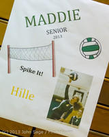 17585 VHS Volleyball Seniors Night 2013 102213