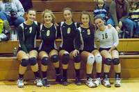 18019 VHS Volleyball Seniors Night 2013 102213