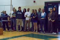 18026 VHS Volleyball Seniors Night 2013 102213