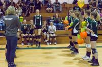 18031 VHS Volleyball Seniors Night 2013 102213