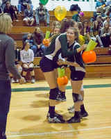 18036 VHS Volleyball Seniors Night 2013 102213