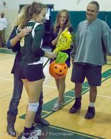 18058 VHS Volleyball Seniors Night 2013 102213