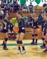 18067 VHS Volleyball Seniors Night 2013 102213