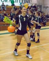 18074 VHS Volleyball Seniors Night 2013 102213