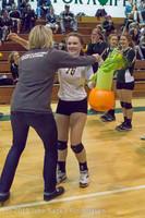 18084 VHS Volleyball Seniors Night 2013 102213