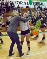 18087 VHS Volleyball Seniors Night 2013 102213