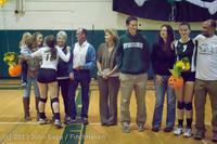 18093 VHS Volleyball Seniors Night 2013 102213