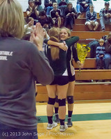 18099 VHS Volleyball Seniors Night 2013 102213