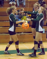 18101 VHS Volleyball Seniors Night 2013 102213