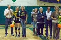 18115 VHS Volleyball Seniors Night 2013 102213