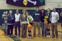 18117 VHS Volleyball Seniors Night 2013 102213