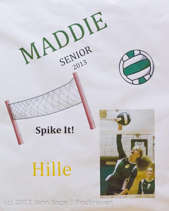 18158 VHS Volleyball Seniors Night 2013 102213